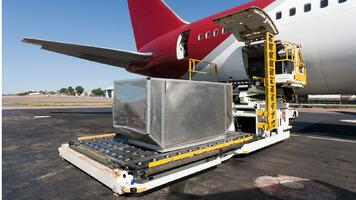 Air Cargo Capacity Reduced in August
