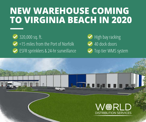 New Norfolk Warehouse