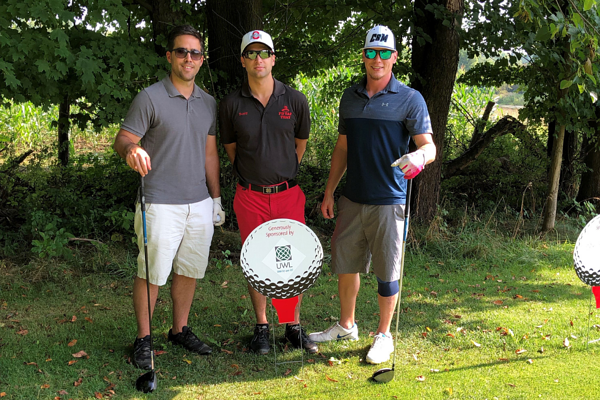 UWL Cleveland Freight Association Gold Outing
